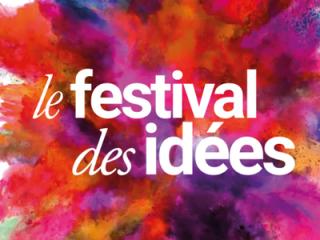 3 Septembre – Participation au Festival des idées
